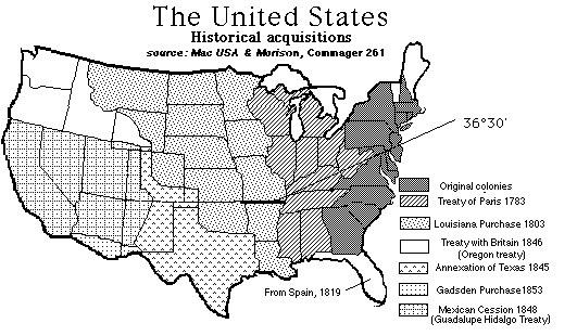 Western expansion essay ideas
