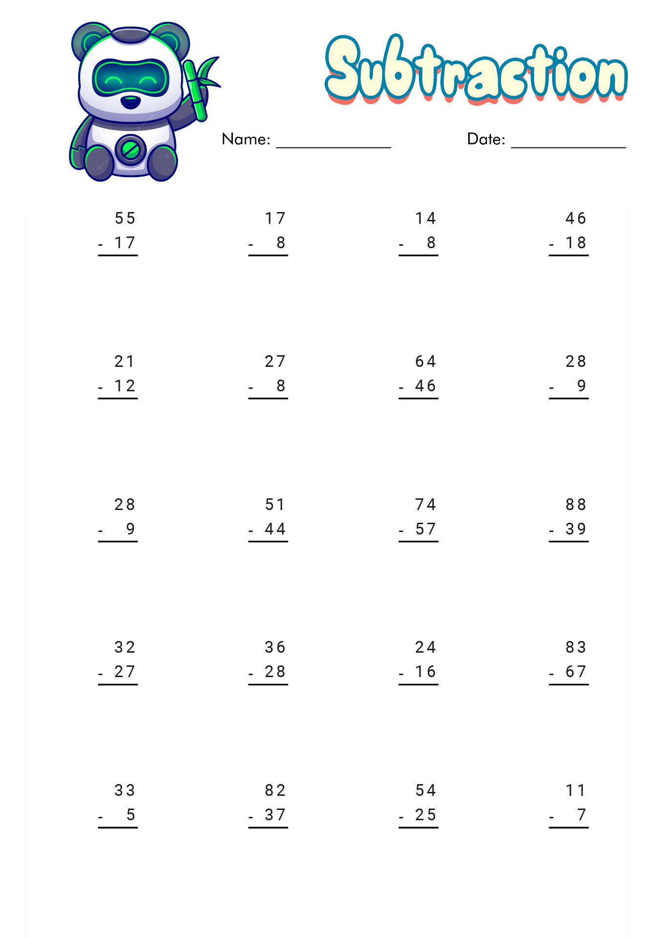 13 Best Images Of 1st Grade Cut And Paste Math Worksheets