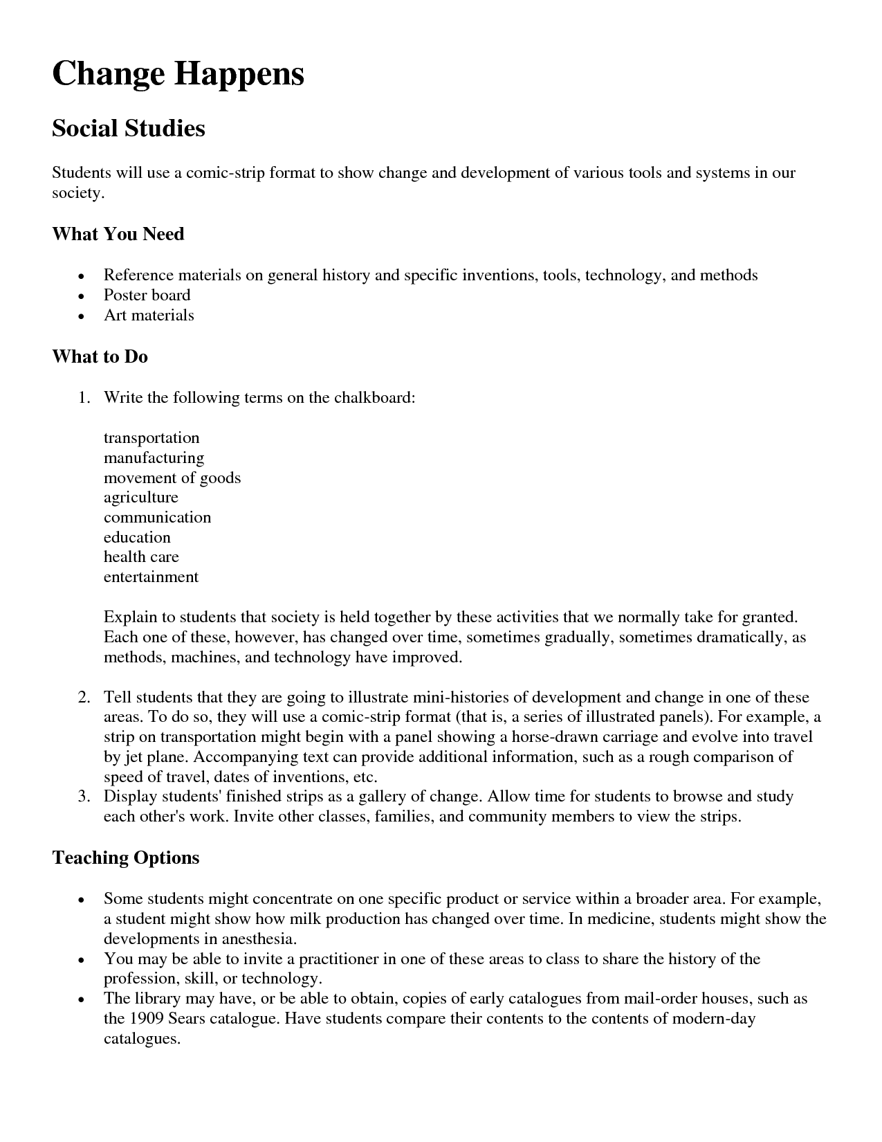 Ged Social Stu S Printable Worksheet