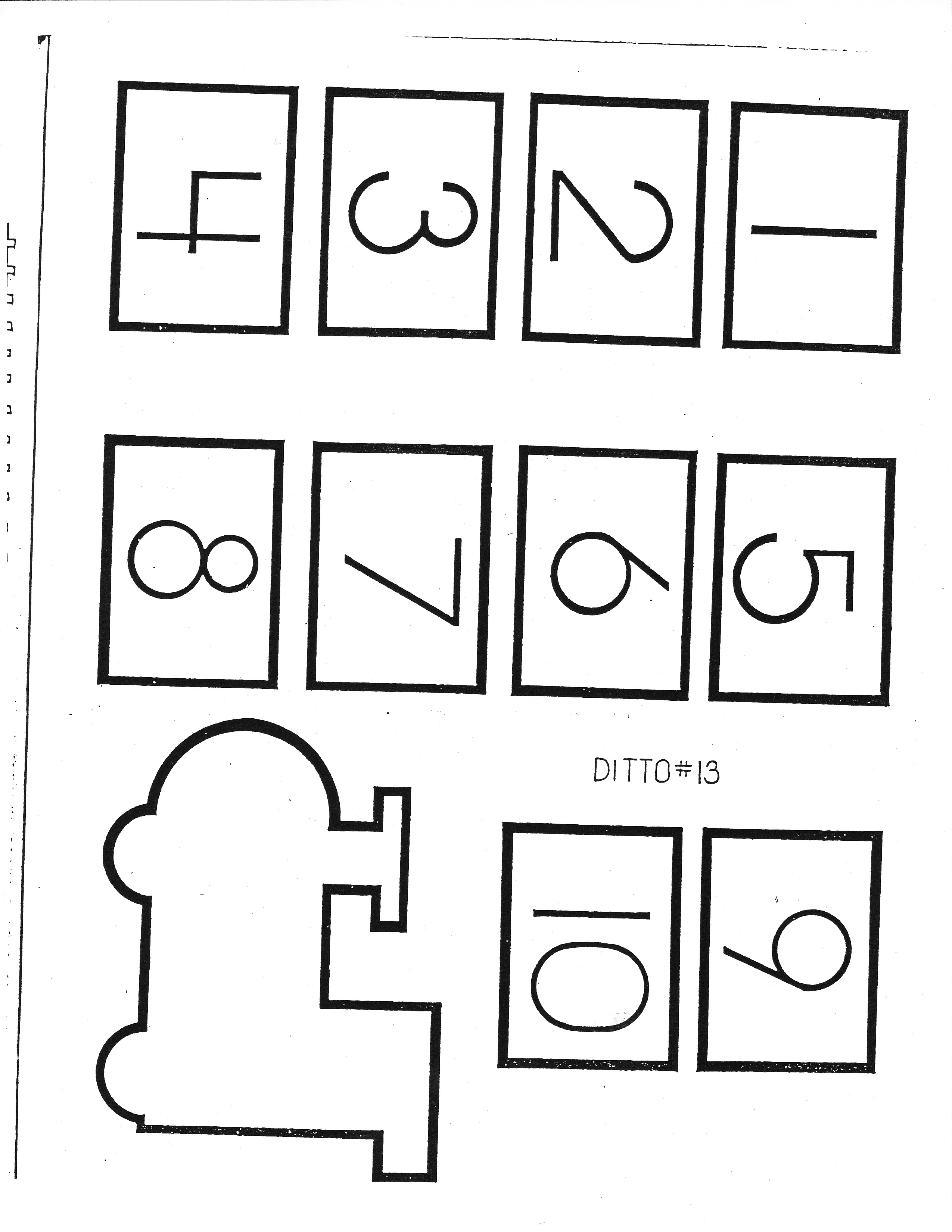 15 Best Images of Ordering Numbers To 20 Worksheets