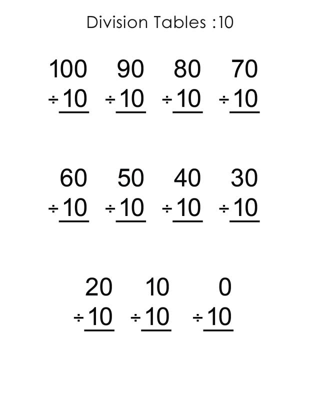 10 Best Images of Division Mystery Picture Worksheet