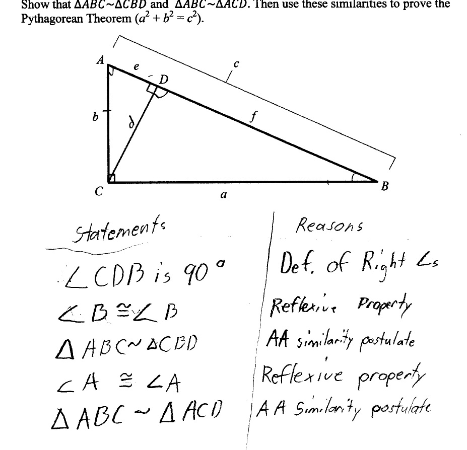 12 Best Images of Which Are Similar Triangles Worksheet