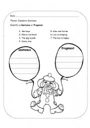 11 Best Images of 9 Parts Of Speech Worksheets