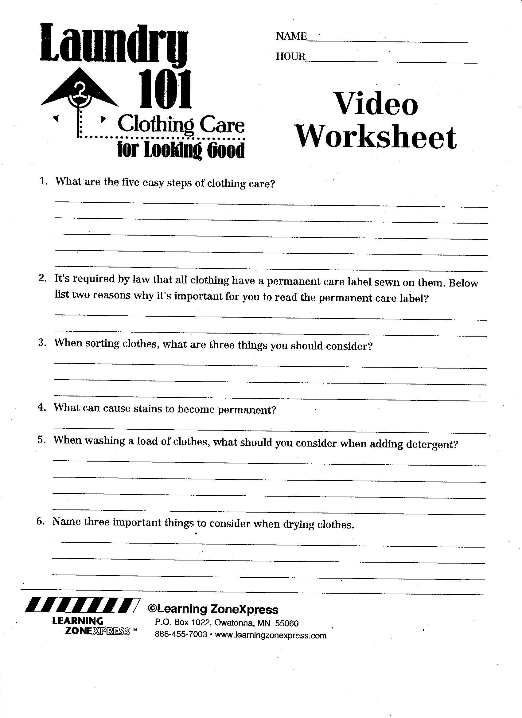 Sewing Ruler Measurements Worksheet