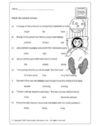 13 Best Images of 3rd Grade Reading Vocabulary Worksheets ...