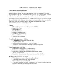 12 Best Images of Civil War Worksheets 8th Grade