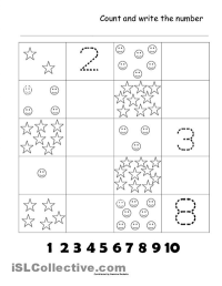 14 Best Images of Write And Count The Number Worksheet ...