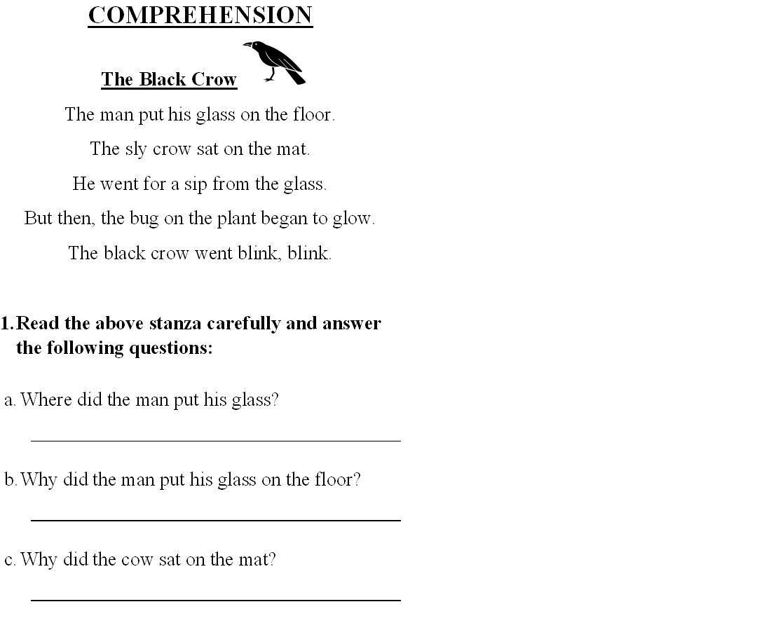 17 Best Images Of English Articles Worksheet