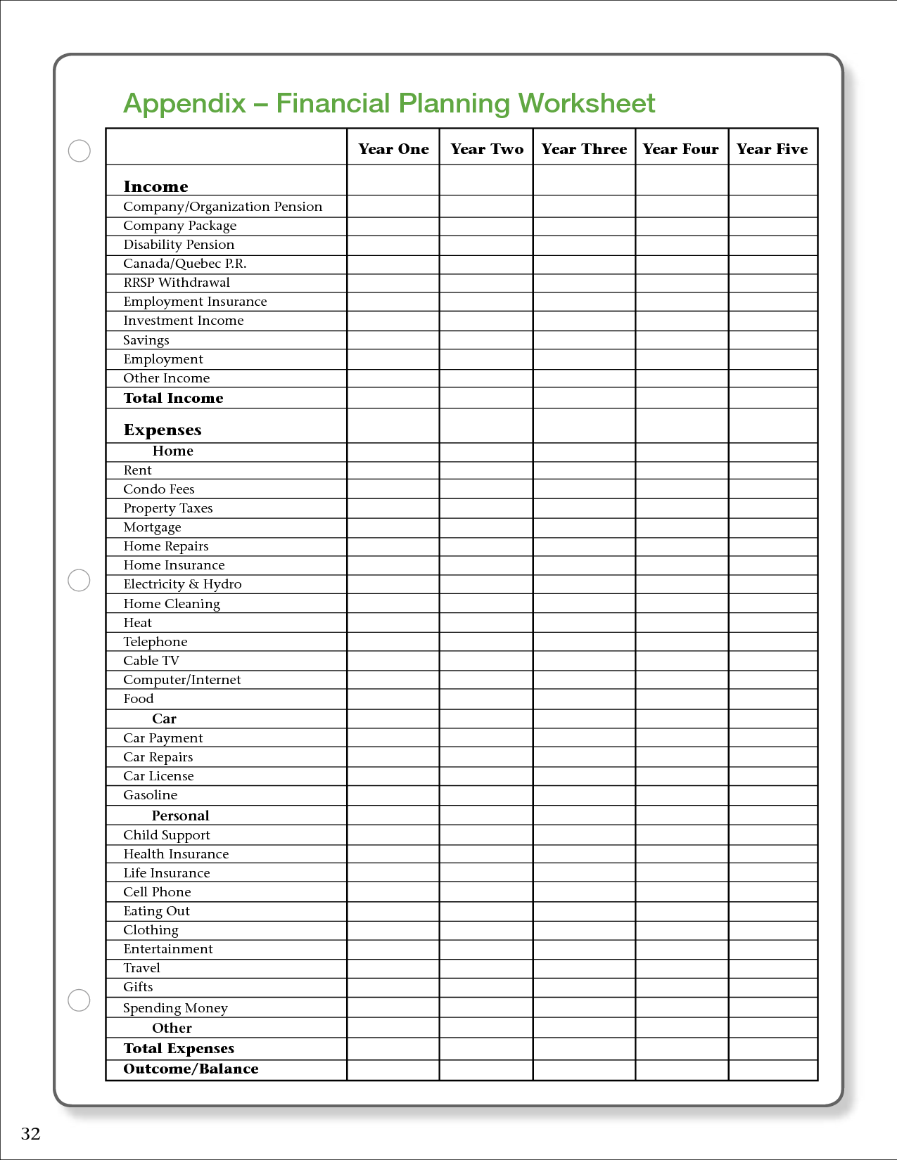 Worksheets Financial Plan Worksheet Cheatslist Free Worksheets For Kids Amp Printable