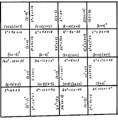 19 Best Images of Multiplying Polynomials Puzzle Worksheet