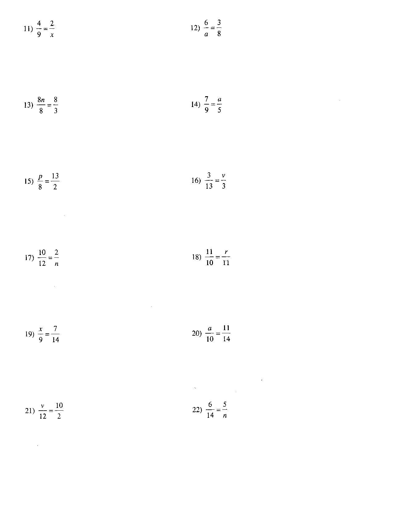 6 Best Images Of Solving Quadratics Worksheet