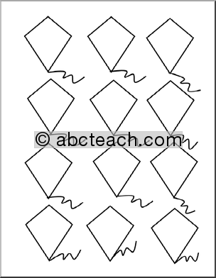 12 Best Images of Trap And Kites Worksheet Geometry