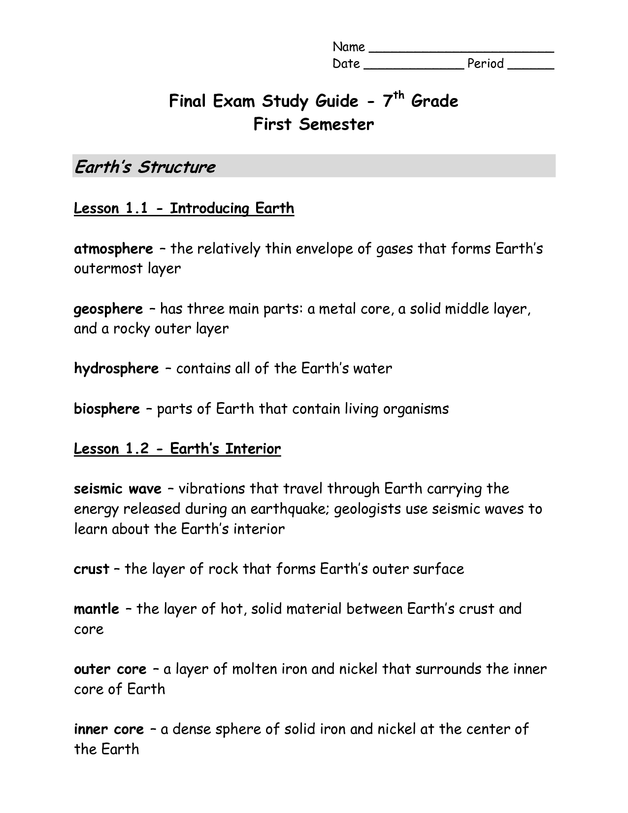 12 Best Images Of Battle Of Trenton 7th Grade Worksheets