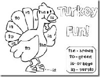 19 Best Images of Fill In The Blank Sight Word Worksheets