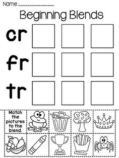 16 Best Images of Th Digraph Worksheets Cut And Paste