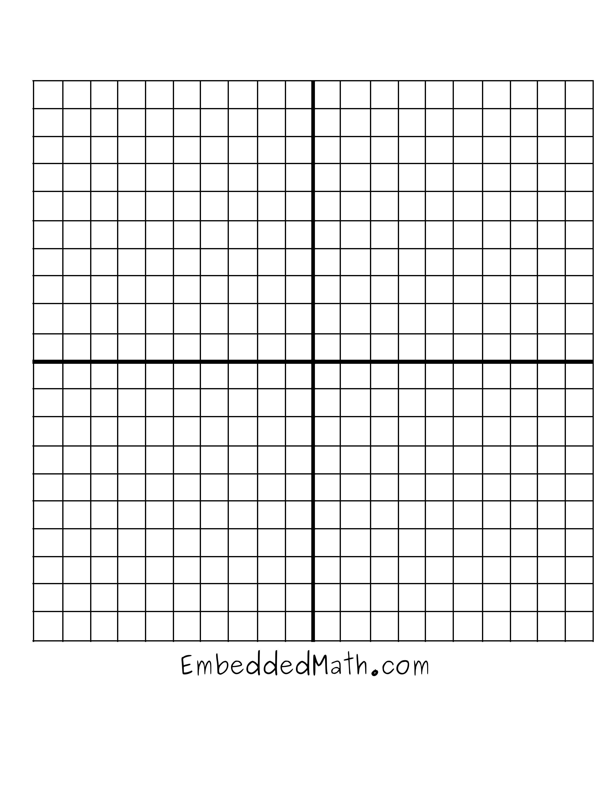 6 Best Images Of Blank Grid Drawing Worksheets Printables