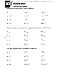 14 Best Images of Multi-Step Equations Worksheets With ...