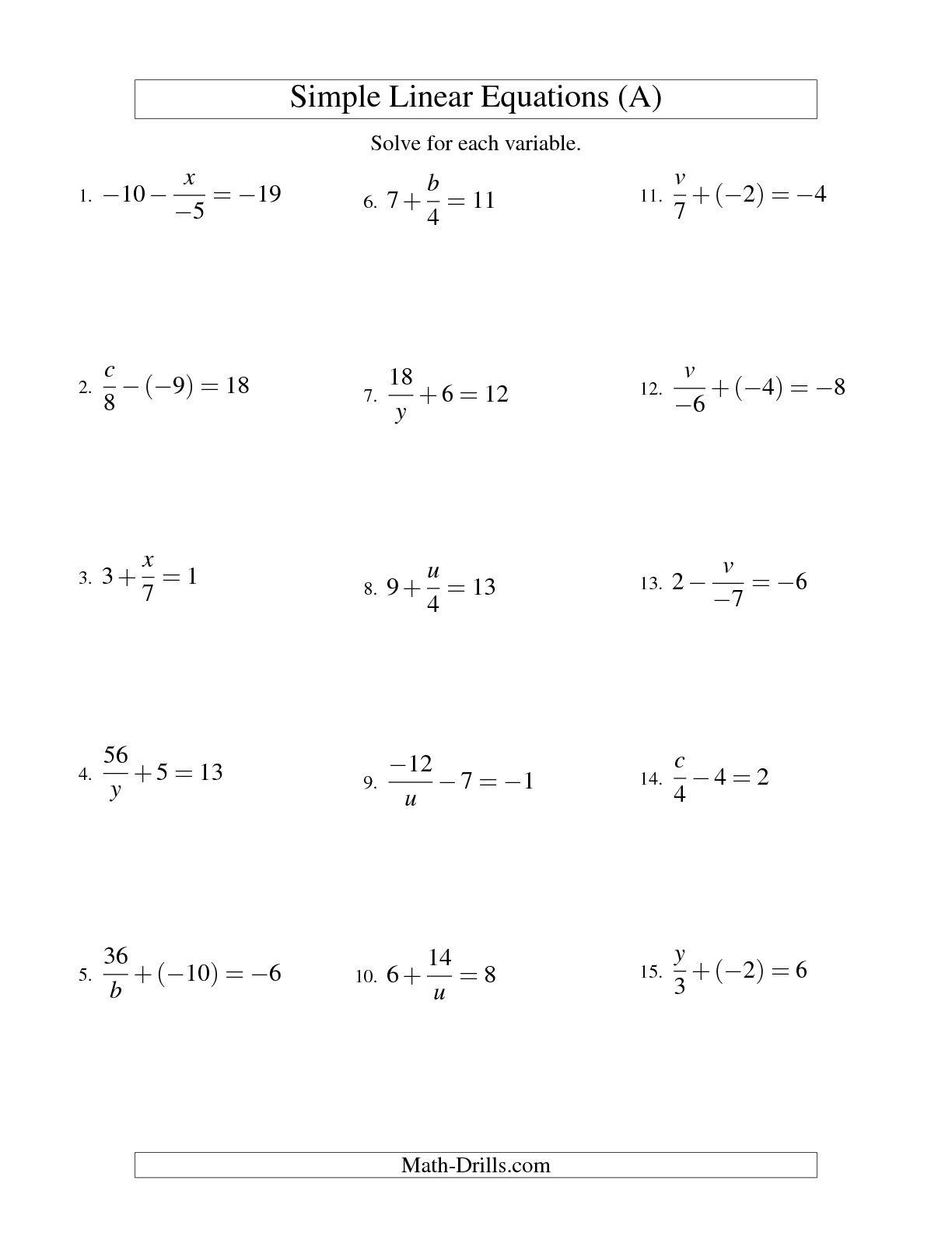 15 Best Images Of Factoring Integers Worksheets