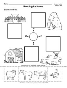 15 Best Images of Social Studies Map Skills Worksheet