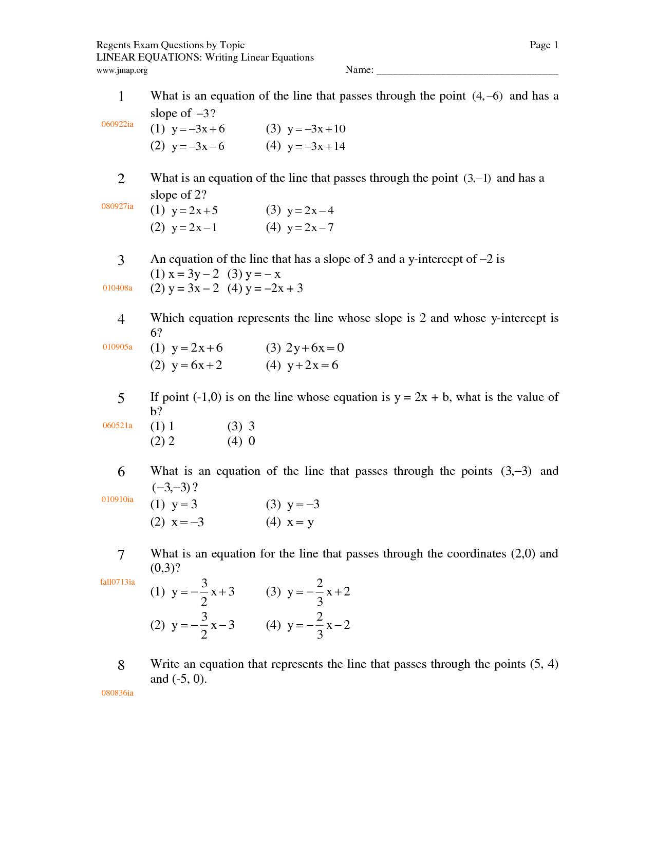 12 Best Images Of Two Step Problem Solving Worksheet