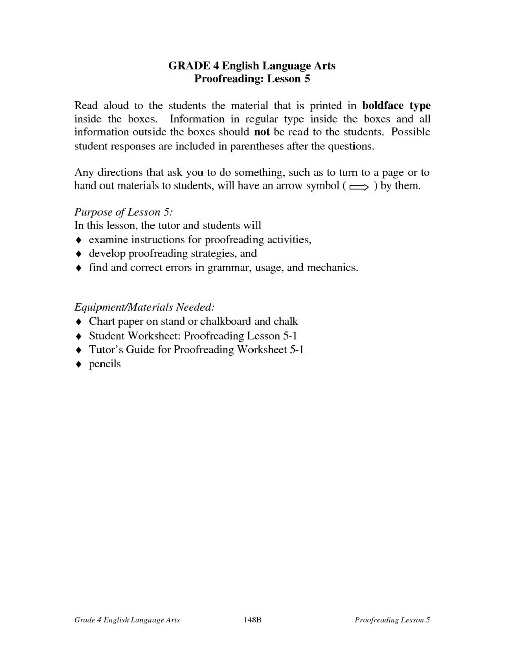 medium resolution of Grade Language Art Worksheet   Printable Worksheets and Activities for  Teachers