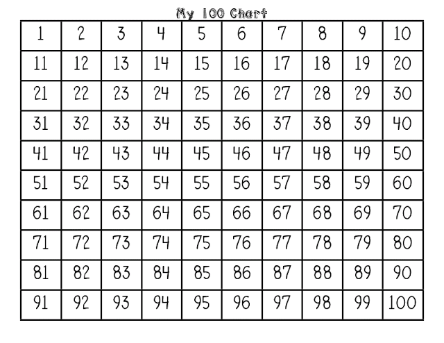 All Worksheets  Number Worksheets For Kindergarten 1 100