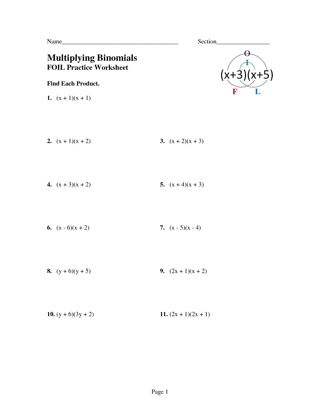 Pre Calc 12 Graphing Trigonometric Functions Worksheet