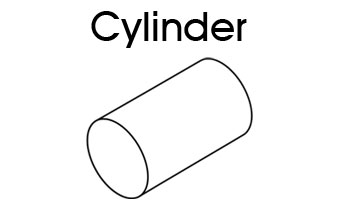 8 Best Images of Cone Cylinder Sphere Cube Worksheet