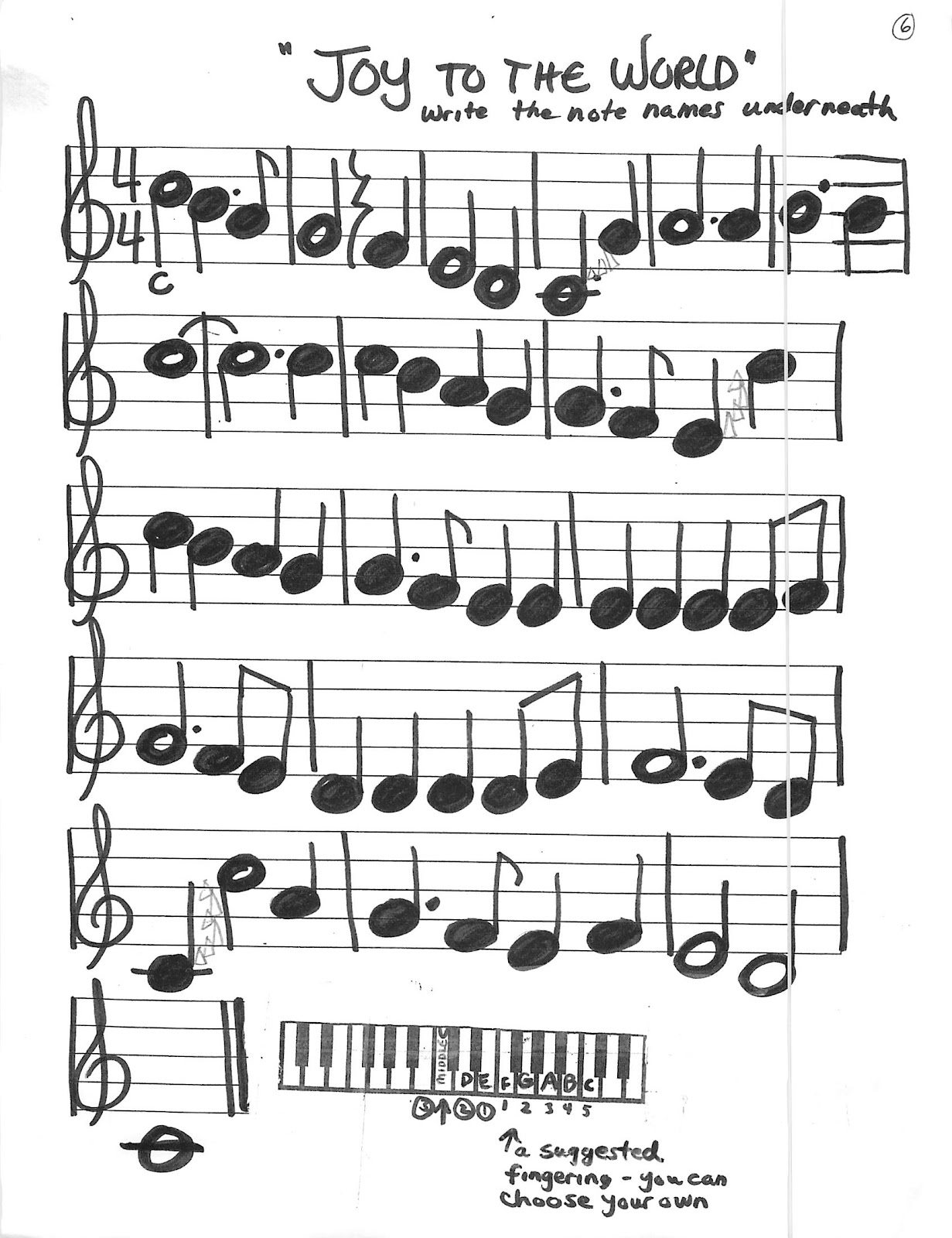 14 Best Images Of Worksheets Music Teacher