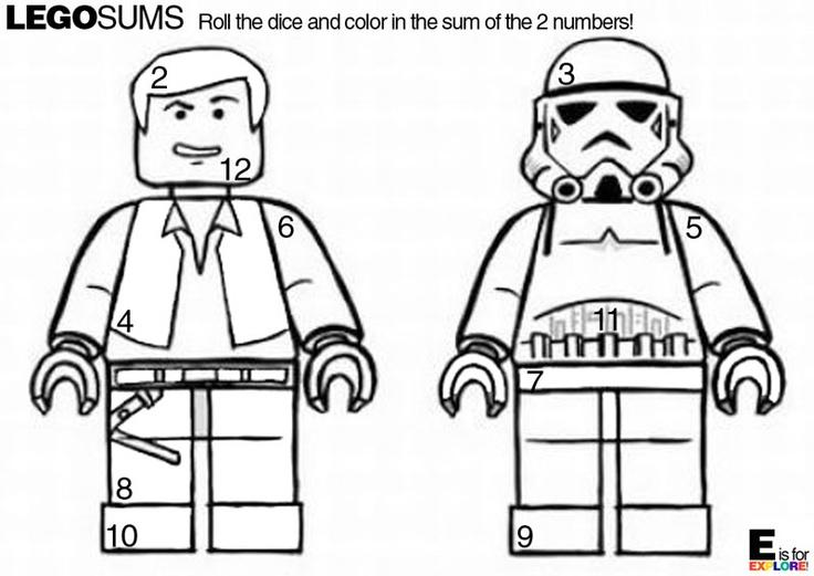 20 Best Images of Star Wars Printable Math Worksheets