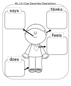 11 Best Images of Describing A Person Worksheet