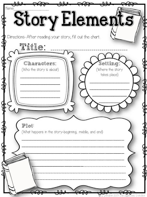 17 Best Images of 2nd Grade Reading Comprehension