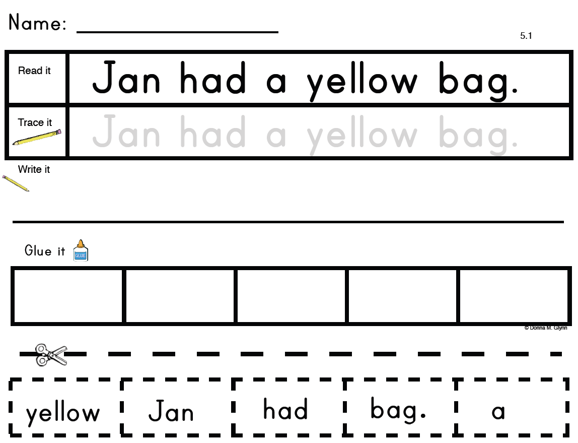13 Best Images Of Sequencing Worksheets 2nd Grade