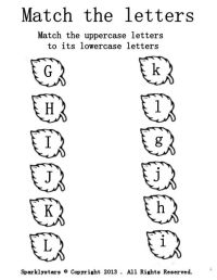 12 Best Images of Letter G Worksheets For Pre