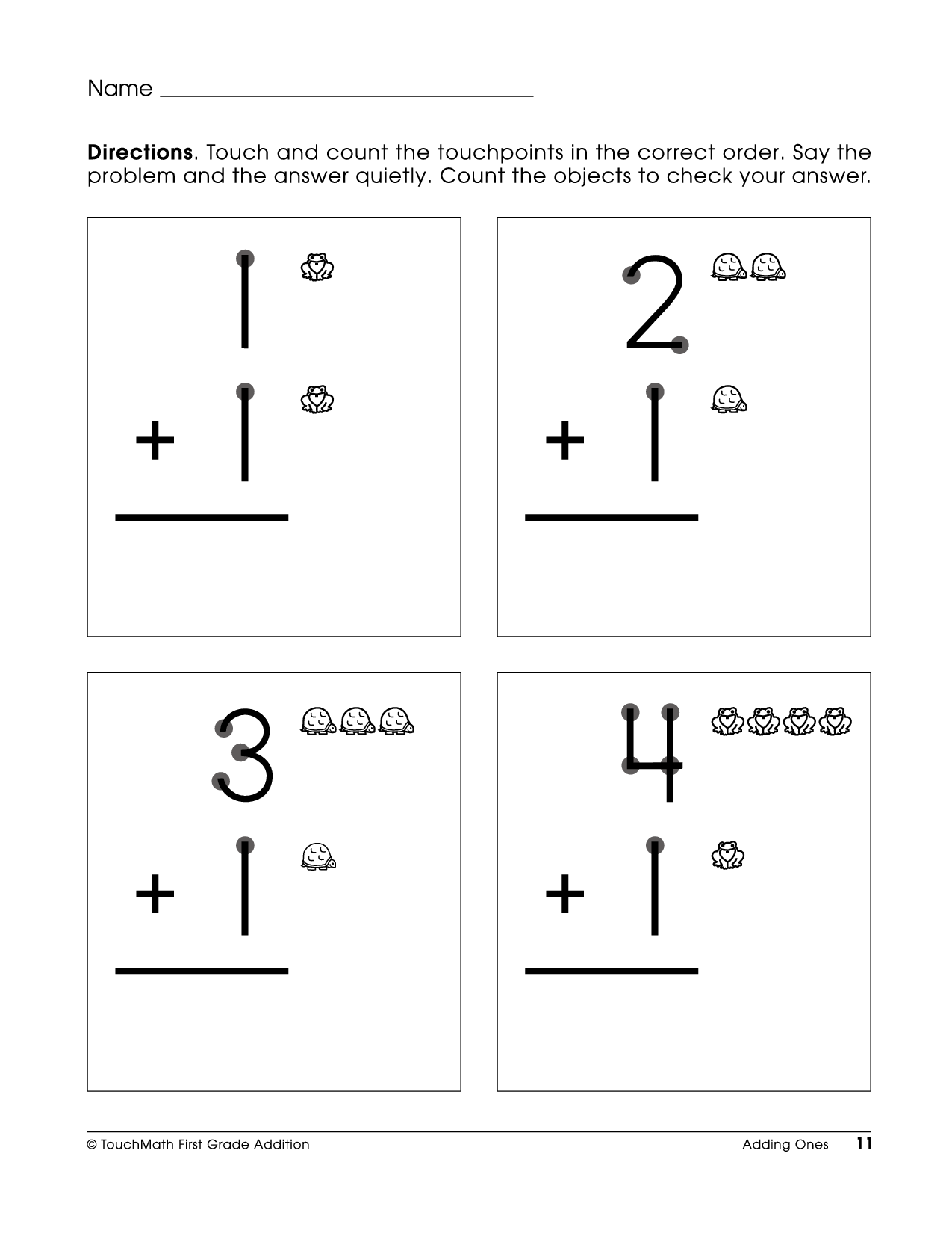 Math Worksheet Category Page 3