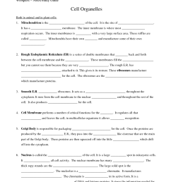 6th Grade Science Worksheets   Printable Worksheets and Activities for  Teachers [ 1650 x 1275 Pixel ]
