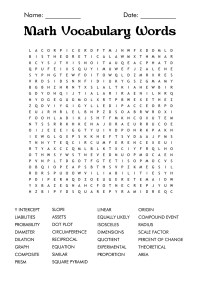 17 Best Images of 7th Grade Vocabulary Worksheets - 7th ...