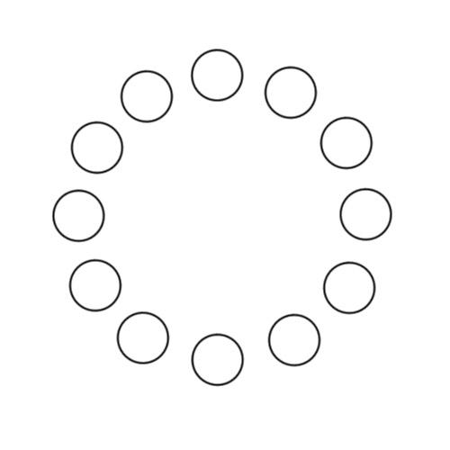 11 Best Images of Blank Color Wheel Worksheet Printable