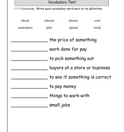2nd Grade Reading Worksheets Vocabulary   Printable Worksheets and  Activities for Teachers [ 1584 x 1224 Pixel ]