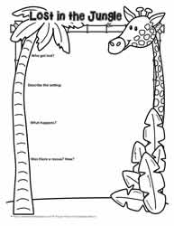 Expository Writing Worksheets