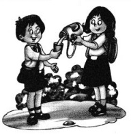 CBSE Class 5 English The Little Bully Worksheets 1
