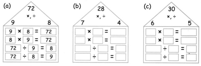 CBSE Class 5 Maths Ways to Multiply and Divide Worksheets 10