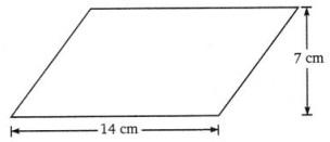 CBSE Class 8 Maths Mensuration Worksheets 1