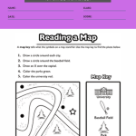 1st grade geography worksheets 3