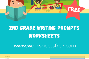 2nd grade writing prompts worksheets