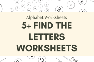 5-Find-the-Letters-Worksheets