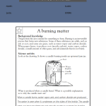 5th grade science worksheets with answer key2