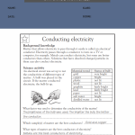 5th grade science worksheets with answer key6