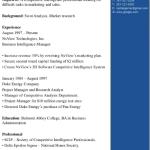 Application Specialist Resume Sample 3