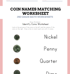 2nd Grade Math Worksheets Money   www.robertdee.org [ 2000 x 1414 Pixel ]